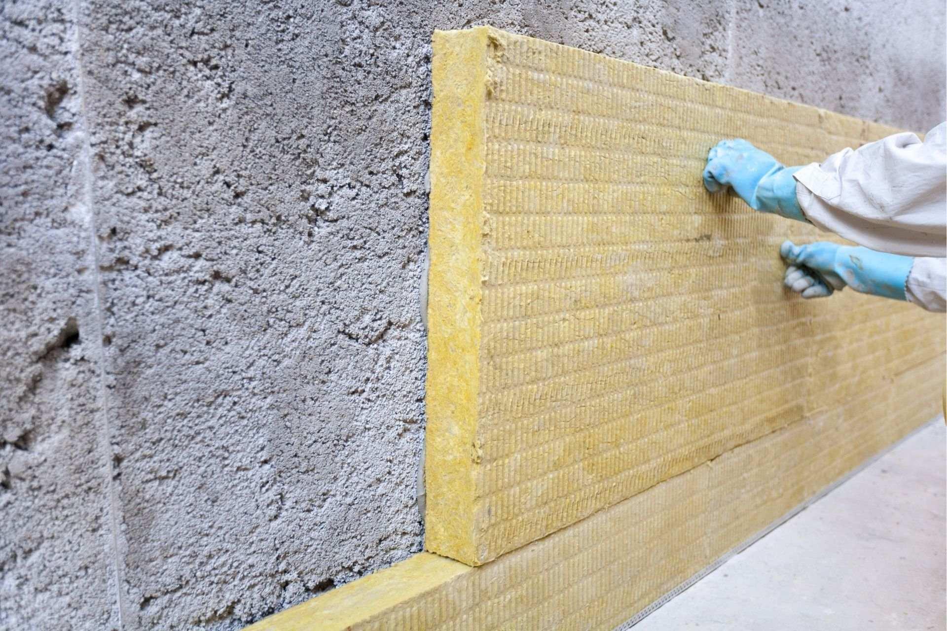 Fassadenisolierung