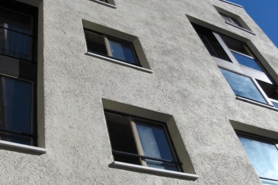 Brandschutz im Fassadenbau