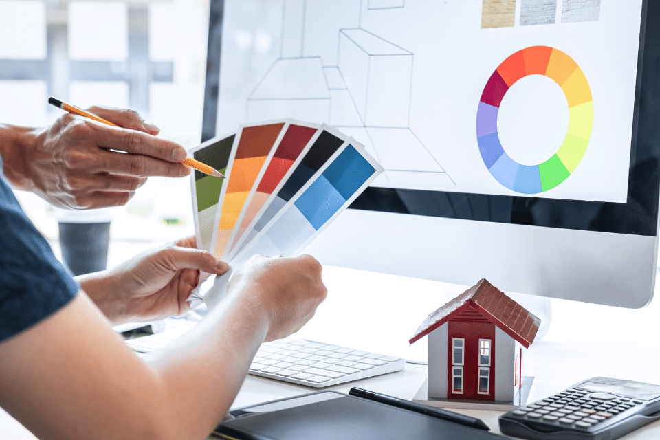 Farbberatung Wohnraum
